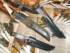 PUMA MESSERSCHEIDE für Kleinen Jagdnicker Messer 3587 Original PUMA SOLINGEN.
