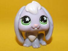 Littlest Pet Shop Lps-Purple Bunny Rabbit conejos conejo lila violeta #648