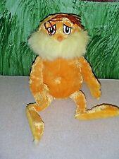 Dr. Seuss THE LORAX Plush Kohls Cares Stuffed Animal 2005