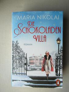 Die Schokoladenvilla von Maria Nikolai (Taschenbuch)