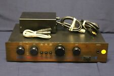 B&K Pro-10Mc Sonata Series Preamplifier with Outboard Power Supply D3