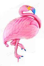 "XL 37"" pink flamingo foil balloon 93cm x 60cm or 37"" x 24"" giant huge big large"