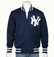 Authentic 1988 MLB Mitchell & Ness New York Yankee Vintage warm-up Jacket