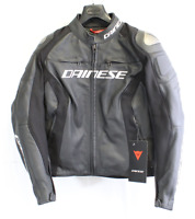 Dainese Racing 3 Ladies Leather Jacket Size 46 PN 202533789-691-46