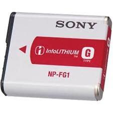 Original Sony Batterie np-fg1