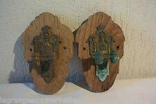 Authentiques paires de bougeoirs chandeliers circa 1850