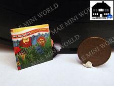 Beach Boys Record Album miniature reproduction. 1/12th scale