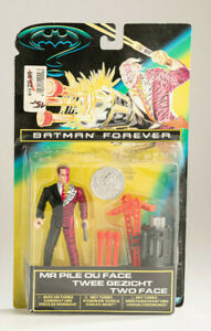 Two Face - Batman Forever - MOC - DC Hasbro 1995