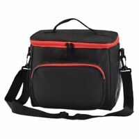 Thermal Insulated Lunch Bag Travel Picnic Lunch Box Tote for Women Men Portable