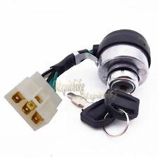 6 Wire Start On Off Ignition Key Switch For Chinese Portable Gasoline Generator