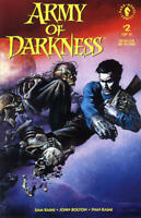 Army of Darkness 2 Sam Raimi Ivan John Bolton Ash Williams Evil Dead 1992 NM