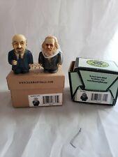 Harmony Kingdom Ball Pot Belly Vladimir Lenin & Karl Marx Potbellys
