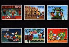 MALDIVES - 1996 - DISNEY - MICKEY - CHINA EXPO - DRAGON BOAT - MINT - MNH SET!