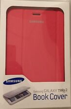 Genuine Samsung Galaxy Tab2 7.0 Book Cover White