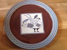 Cargador de cerámica de estudio 44.5cm por sean Kingsley, el gran American en interiores 1997