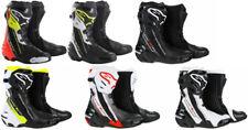 2019 Alpinestars Mens Motorcycle Riding Supertech R Boots - Pick Size Color
