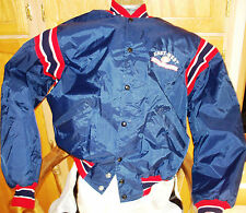 Authentic East/West State High School Satin/Nylon Team Jacket