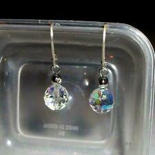A + Pre-Owned Swarovski Crystal Ab Dangle Earrings