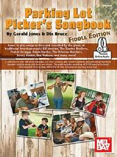 PARKING LOT PICKER'S SONGBOOK FIDDLE VIOLIN EDITION BOOK NEW