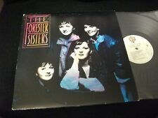 FORESTER SISTERS<>SELF TITLED<>Lp VINYL~Canada Pressing~WB 92 53141