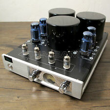 YAQIN MC-13S BK 6CA7 BL Vacuum Tube Push-Pull Integrated Amplifier MC-10T 10L UK