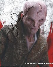 Andy Serkis autograph - signed Star Wars photo - Lord of the rings