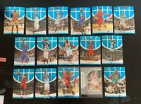 Lot of 15 2005-06 Finest Cards w/ Tracy McGrady + 1x 04-05 Refractor /249
