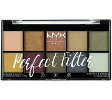 NYX Perfect Filter Eye Shadow Palette. OLIVE YOU - PFSP03. 10 x Earthy Hues.