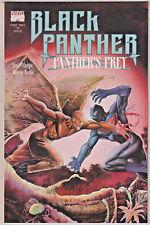 BLACK PANTHER#2 NM 1991 PANTHERS PREY MARVEL COMICS