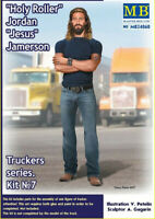 "Master Box 24060 Holy Roller Jordan ""Jesus"" Jamerson. Truckers series 1:24 scale"