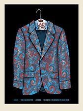 The Black Keys The Cosmopolitan Las Vegas 2014 Poster Signed & Numbered #/150