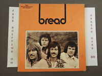 "BREAD GREATEST HITS 1ST PRESS WLP PROMO LP ""MAKE IT WITH YOU"" BRD-1"