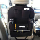 1PC Auto Car Seat Back Multi-Pocket Black Storage Bag Organizer Holder Accessory