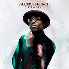 Alexis Ffrench Evolution (us Import) CD