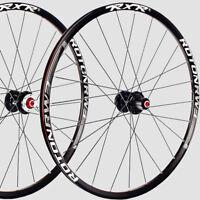 "26/27.5/29"" Mountain Bike Wheels 7-11S Hub Front Rear Clincher Rim MTB Wheelsets"