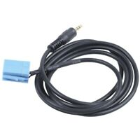 Aux In Input Adapter Interface Cable For Blaupunkt Car Radio Ipod Mp3 B4A2