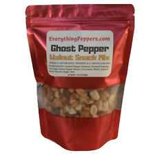 Ghost Pepper Walnut Snack Mix - Ghost Pepper Candied Nuts? They're Real!