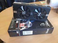 Sapphire AMD Radeon RX 570 4GB NITRO+ Graphics Card