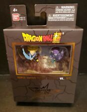 Dragonball Super Dragon Stars Nano Super Saiyan Trunks & Hit Figures