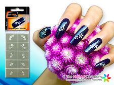 iSmART-Nails - Bouquet Nail Art Stencils N048 Professional Nail Product