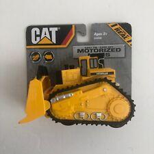 CAT #34692 Caterpillar Motorized Mini-Bulldozer Toy Truck NEW