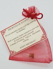 Bottle of Nothing - Stocking Filler - Birthday - Joke Novelty Gift - Christmas