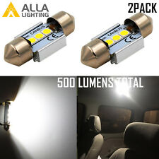 AllaLighting 6418 LED Trunk/Cargo,License Plate/Tag,Door,Mirror Light Bulb White