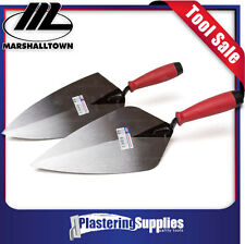Marshalltown Brick Trowel Combo Wide London & Philidelphia Trowels 19088 19087