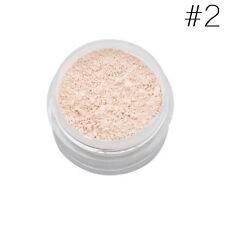 2 in1 Makeup Loose Powder Face Foundation Mineral Translucent + Concealer