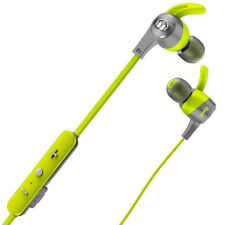 Monster iSport Achieve Wireless in-Ear Sweat-Proof Bluetooth Headphones Green