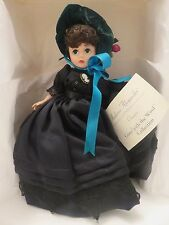 """Madame Alexander Scarlett in Mourning Gone with the Wind Doll 10"""" 15040 MA06"""