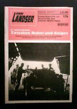 Der Landser Nr: 1724   Zwischen Ruhm und Galgen