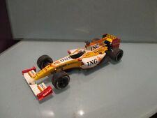 1/43 Renault F1 2009 Showcar Alonso Piquet - sans boite