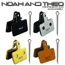 Shimano B01 B01S E01 E01S M05 M05S M05Ti Semi Ceramic Sintered Disc Brake Pads